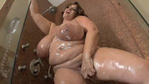 Big Jugs Shower