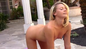 Forced To Strip Yoga Babe