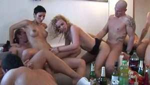 Procreation Party At Home - ANALDIN