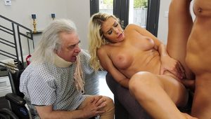 Athena Palomino - Athena Gets Some Cock Therapy