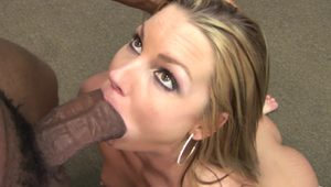 Flower Tucci Suck And Gets Rear Lovemaking Get Laid By Big Black Chopper - HARDCORE MOVIE